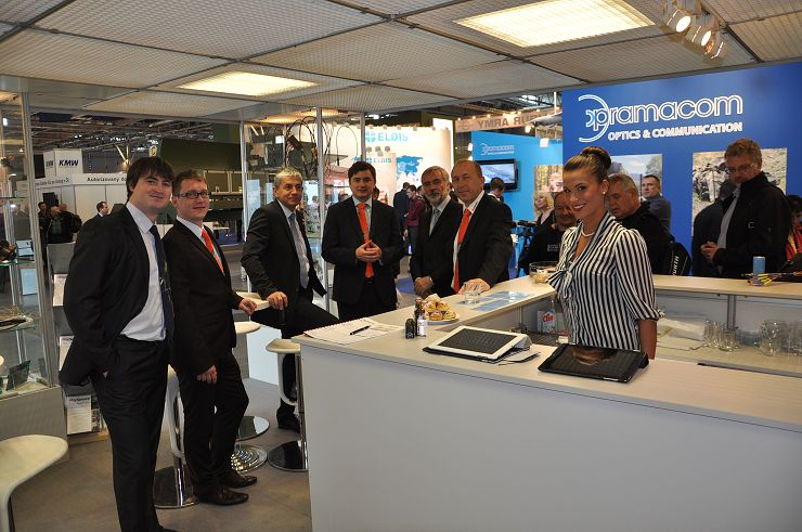 IDET Brno 2013 - Ray Service, a s